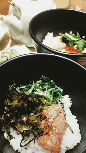 Chasuke Japanese Food Food Foodcollection Foodphotography Tokyo NARITAAIRPORT Japan Travelphotography