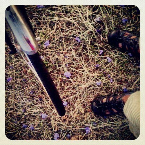 สองล้อ สองขา กับรองเท้าเกาหลีมือสองนาม kantukan Bikeintrang Trangbike Trang