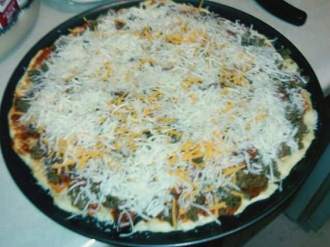 Food Ready-to-eat Pizza Time Pizza Night Homemade Pizza