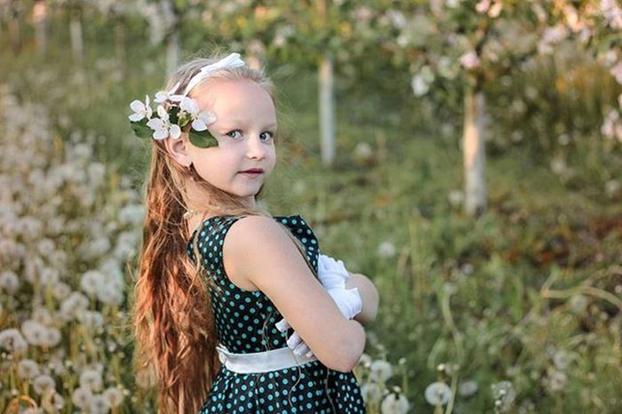 беларусь Природа весна май девочка доченька яблони сад красота Belarus Nature Photo Spring Daughter Girl Lusienka_pilets Canon