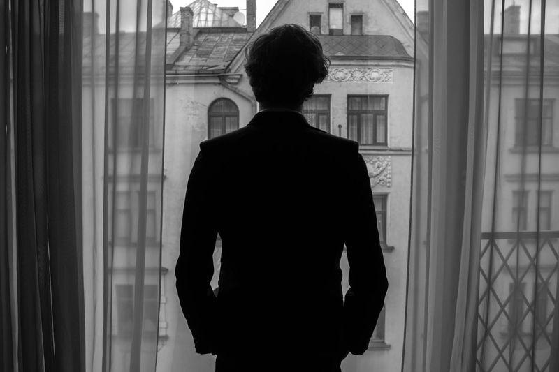 B&w Photography Portrait Noir