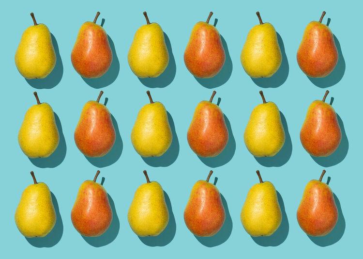Multiple pears