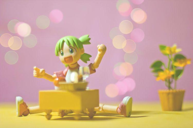 eating gone mad! Toy Photography Yotsuba Toys