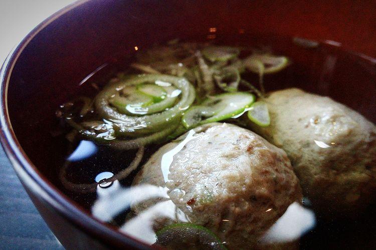 今年の鋭気を養いに房総へ…鰯のつみれ汁w Hello World Japanese Style Japanese  Japanesefood Starting A Trip Serdine EyeEm Best Shots