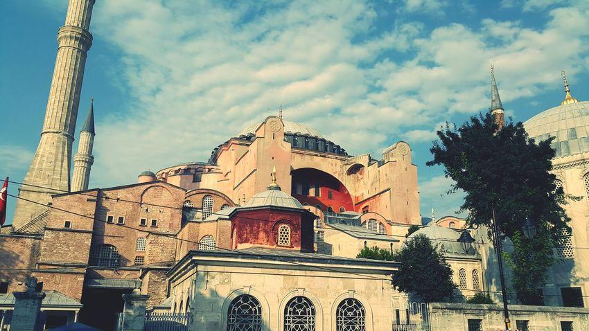 Hagiasophia  Fetih 1453 AyasofyaMuseum Ayasofyacamii