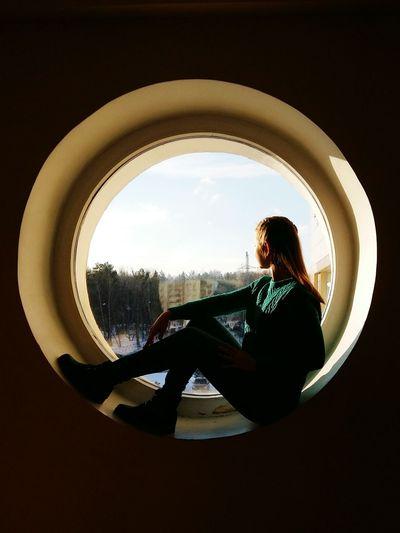 Circle Girl SFU