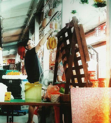 Provision Shop Bananas Sundries Singapore