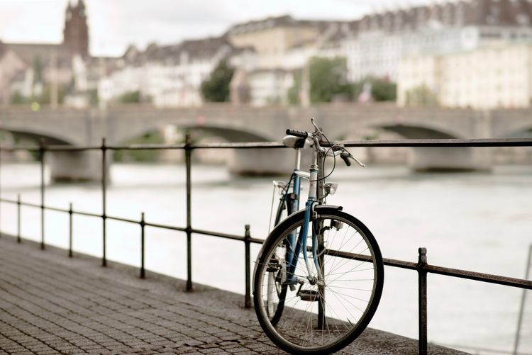 Bike in Basel