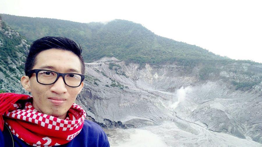 Kawah Ratu on the background Tangkubanperahumountain First Eyeem Photo
