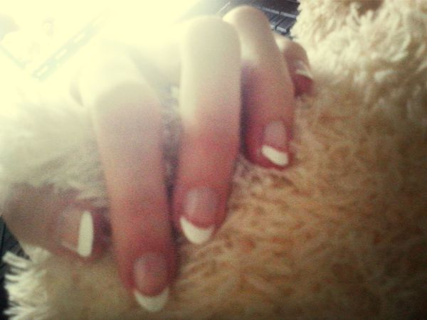 New French Manicure ✌✌✌