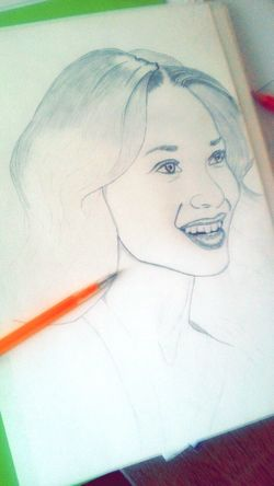 Drawing it's a hobby of mine beside rugby