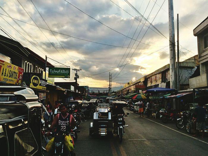 Asuszenfone2 Urban Urbansunset Traffic Rush Hour Eveningfall