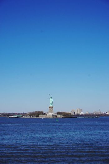 """Give me your tired, your poor, Your huddled masses, yearning to breathe free, the wretched refuse of your teeming shore. Send these the homeless, tempest-tossed to me, I lift my lamp beside the golden door!"""