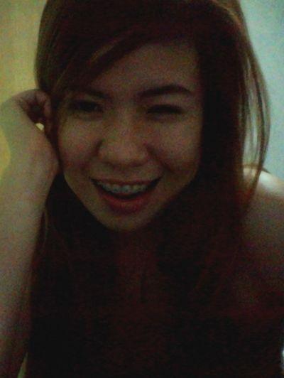 smile habang may ngipin. Braces!
