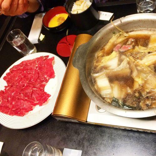 Udon Noodles Ramen Tonkatsu Shabu-shabu