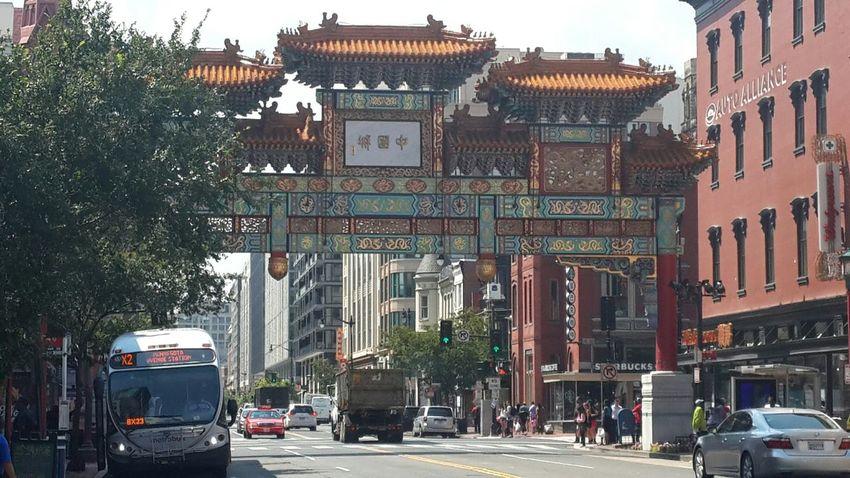 View Washington DC الحي الصيني