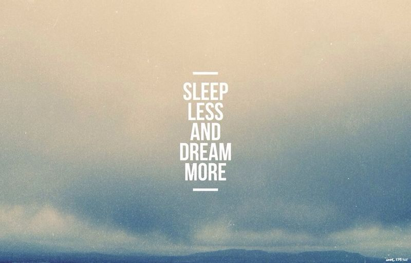 Quotes Life Quotes Sleepless That's Why I'm Daydreamer
