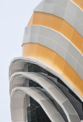 Gonggong Building Gonggong Buildings & Sky Building Exterior Building Structures Built Structure Building Photography Architectural Detail Architecture_collection Low Angle View Architectural Design Architecturephotography Architecture Outdoors Full Frame Close-up Backgrounds Pattern Abstract