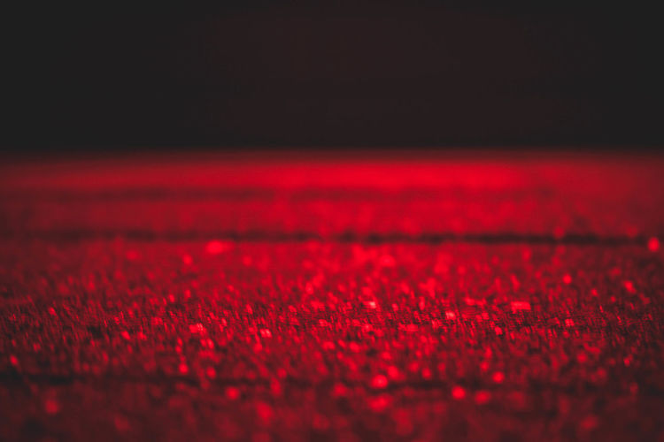 Red Indoors