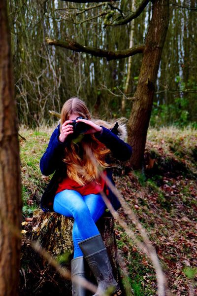 Beautiful Girl Inspired Exposure In The Moment From My Point Of View Picmonkey Trees Into The Woods In The Forest Plants Nature Photography Photography