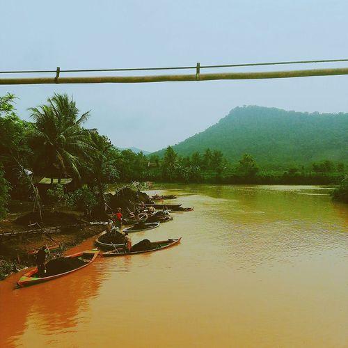 Panen Pasir Pasir Sand River Sungai Cianjur Bogor, Indonesia
