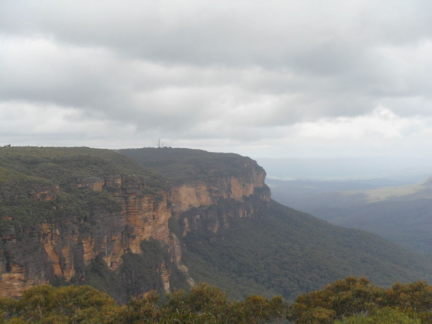 Photos of Blue Mountains National Park, Australia 2012 Architecture Beauty In Nature Cloud - Sky Day Landscape Mountain Nature No People Outdoors Scenics Sky Travel Tree