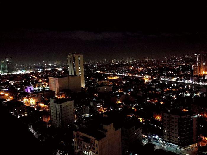 Goodnight Makati! First Eyeem Photo