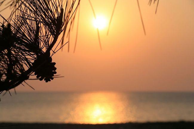 Sunset Awaji