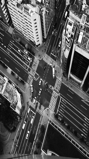 東京 STRANGE ASPECTS Tokyo,Japan Black And White