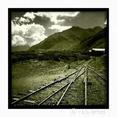 up to aconcagua