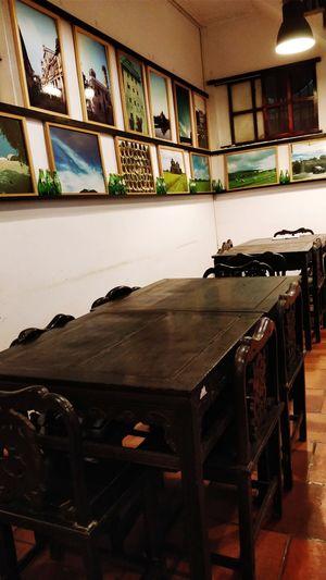 老房子的餐桌 家居 民俗 Home Showcase Interior