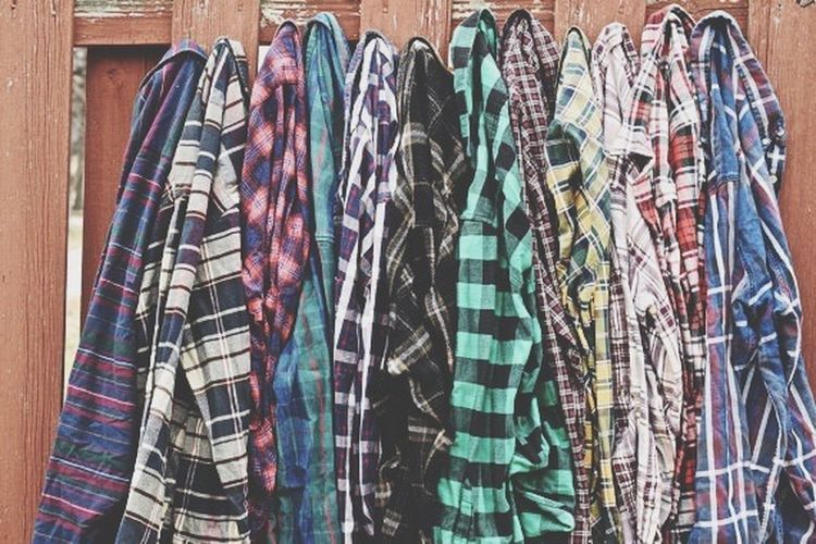 Wtf ????? Flannels