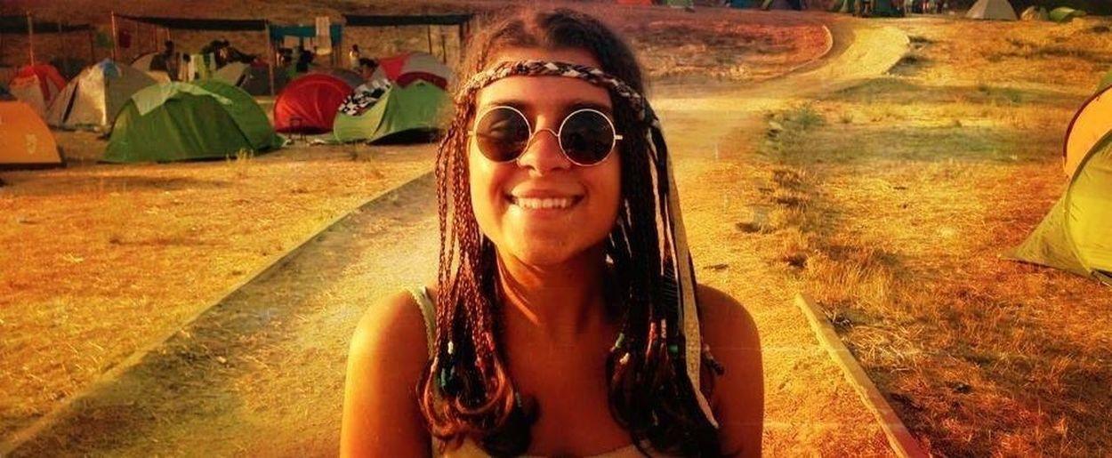 That's Me Enjoying Life Hippie Love