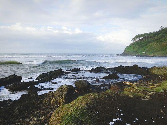 Karangbolong Jawatengah INDONESIA BEACH!  Beautiful Nature