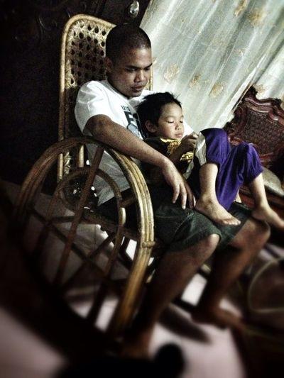 Hanging With Ninong