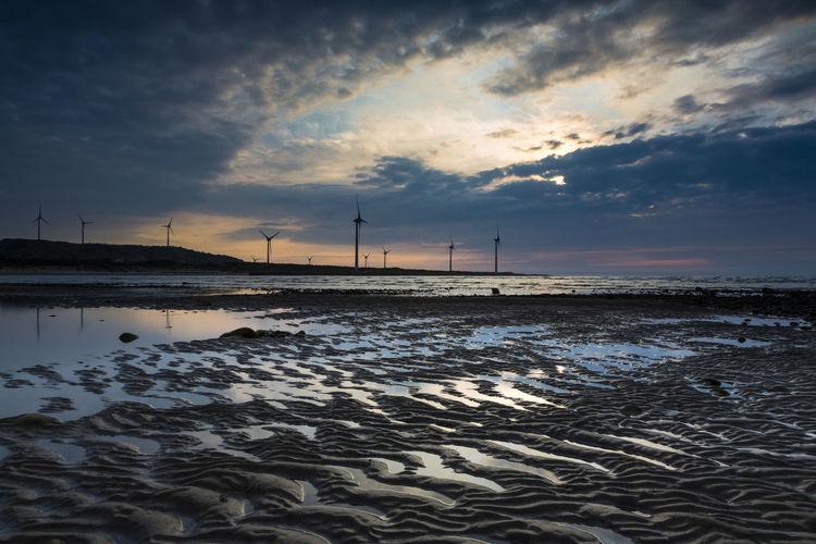 Landscape Sand Patterns Seaside The Great Outdoors - 2016 EyeEm Awards