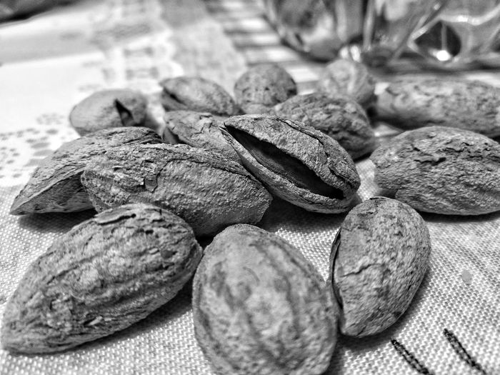Mandorle (almonds) Bokeh Photography Blackandwhite Mandorle Almonds Fruits Fruttasecca Nopeople Eat Eating No People Close-up Day Indoors  Food Nature EyeEmNewHere Modern Hospitality