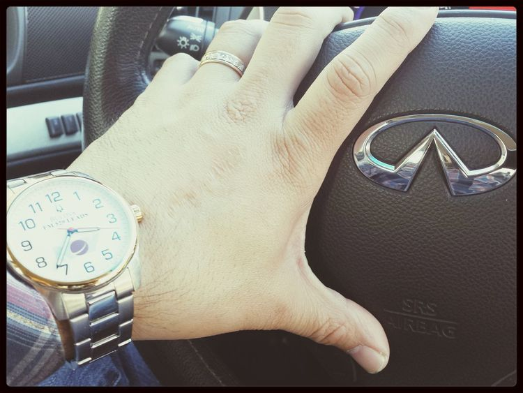 I know my time is coming .... the hard part is i have to be patient ? Time Infiniti Bulova Street Fashion Mood