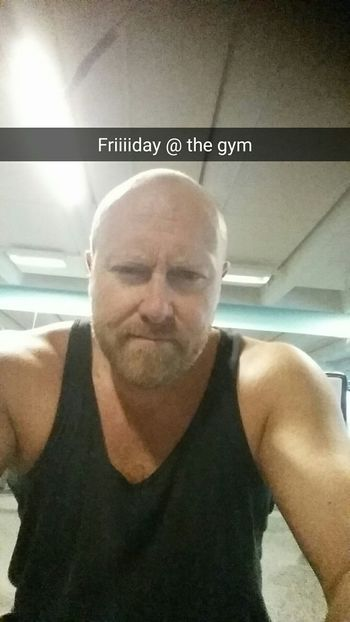 Friiiiday!! Disco @ the gym.. Disco Gym Hello World That's Me Working Out Enjoying Life Kik Me ;) Snap Snap Chat