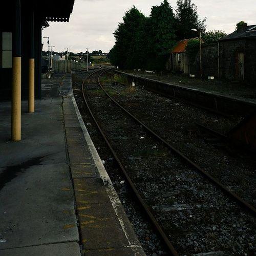 Mullingar station // Ireland Westmeath Mullingar Industrial vscocam