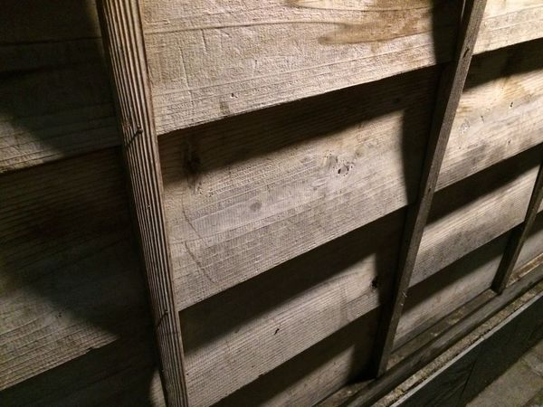 Wall Wall - Building Feature Wooden Wooden Fence Rainy