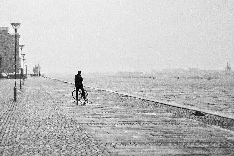 Copenhagen Bikers Denmark Ilford Filmphotography