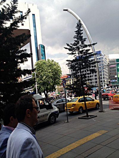 Kizilay Ankara TURKİYE Treppen Stairs Escaleras Traveling Perfekt Day streetphotografy