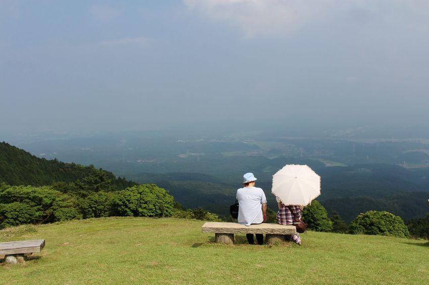 Aoyama Prairie Prairie Hills Japan Umbrella Green