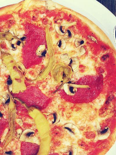Food Pizza Peperoni Delicious