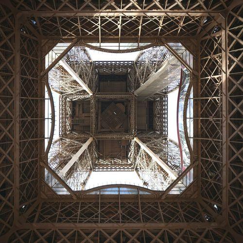 Eifelturm Paris Backgrounds Background Backscreen Landscape Vignette Tour Eiffel Eiffel Tower Eifelturm Spiral Staircase Architecture Built Structure Architectural Detail