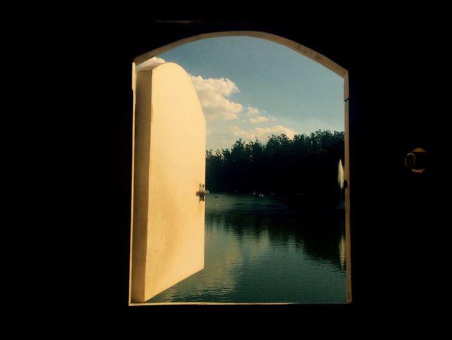 Reflection Photography Photo Photograph Nature Brazil ❤ Taquaral Campinas Iphonephotography