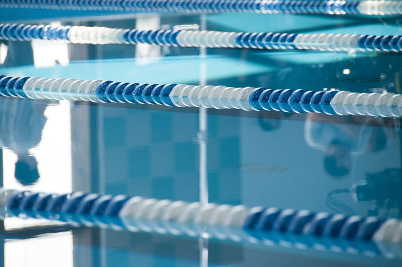 Backgrounds Blue Day Focus On Foreground Modern Pool Reflection Repetition Swimming Swimming Pool Water