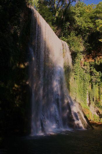 Beauty In Nature Day España Monastery De Piedra Nature No People Outdoors Scenics SPAIN Tranquility Tree Water Waterfall Zaragoza