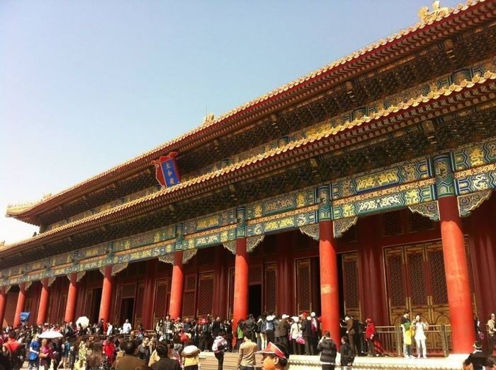 Majestic. IPSNoFilter Forbidden City History Beijing, China